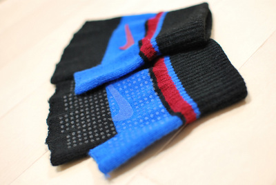フィンガーレス手袋