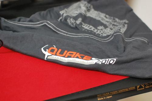 QuakeCon2010 Tシャツ