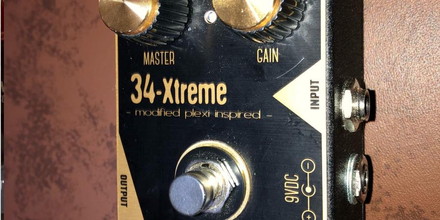 オーバルトーン34xtremeの画像