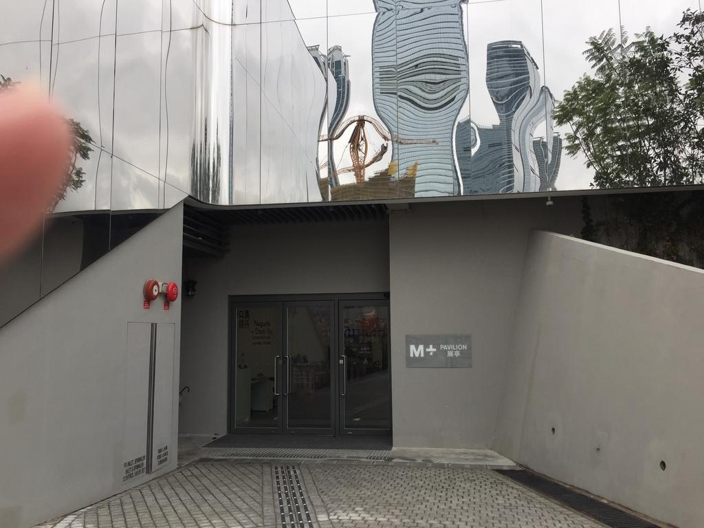 M+ Pavilion エントランス