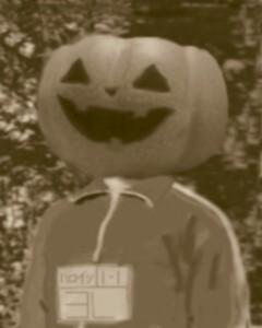 ネタかぼちゃ 1