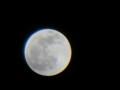 [月]皆既月食前