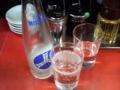 [大井町][ラーメン][孤独のグルメ]瓶で飲む三ツ矢サイダー、超久しぶり