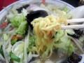 [大井町][ラーメン][孤独のグルメ]麺もスープも具も味付けも、何もかも王道な「朋友」のタンメン600円
