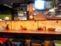 [三鷹][居酒屋][孤独のグルメ]ホントに常連のひとり客が定位置にしてるっぽいカウンター席