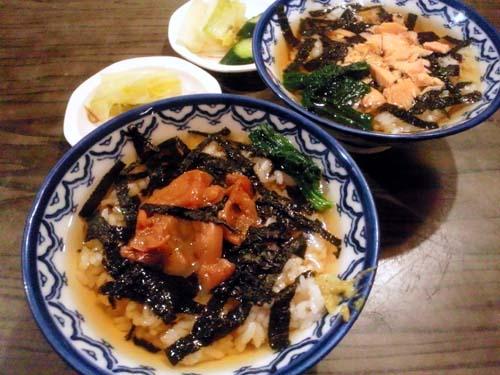 【孤独のグルメ2第04話】東京都三鷹市下連雀のお茶漬けの味