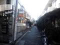 ところが一歩路地に入ると、覗かせる顔は閑静そのもの