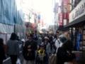 休日の下北沢南口商店街は目を疑いたくなる人の群れ2
