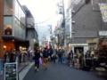 大通りはやはり、人、人、人な下北沢