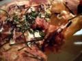 [高崎][パスタ]ピザだってまあ普通のサイズ