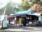 今回の目的地・石神井公園の休憩所「豊島屋」