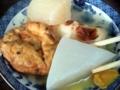 [石神井公園][カレー][おでん][ジュース]濃厚な味わいだから白こんにゃくのアッサリ加減が嬉しい