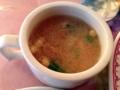 [麻布十番][洋食][カフェ・喫茶店]そこに相性抜群な味噌汁なワケですよ