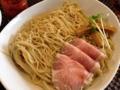 [西早稲田][ラーメン][つけ麺]利尻昆布出汁に京都の老舗製麺所「棣鄂(ていがく)」と共同開発の麺