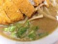 [恵比寿][ラーメン][チャーハン][とんかつ]中華鍋で野菜を炒めてから煮込む王道スープ