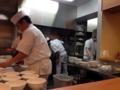 [新橋][ラーメン][つけ麺]オープン初日とは思えない手際の良さ