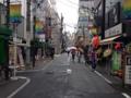 [新橋][ラーメン][つけ麺]通りを挟んで真向かいにはあの大勝軒が
