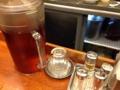 [有楽町][ラーメン][茶飯]お水じゃなくお茶なのが嬉しい