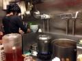 [有楽町][ラーメン][茶飯]洗い場も本当に狭そう
