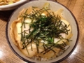 [新橋][ラーメン]玉子を2コ使用した半熟ふわとろな玉子丼