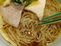 [赤坂][赤坂見附][溜池山王][永田町][ラーメン]これでもかと旨みを吸い込みまくっている麺