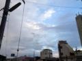 [下北沢][たこ焼き]この空も大阪屋のたこ焼きも永遠なれだなんて思ってみたり