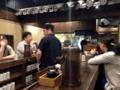 [新宿][和食][定食・食堂]涼やかな虫の声が鳴り響く、落ち着いた雰囲気のカウンター席