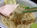 [赤坂][赤坂見附][溜池山王][永田町][ラーメン][つけ麺]そのまま食べても味のする麺