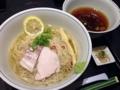 [赤坂][赤坂見附][溜池山王][永田町][ラーメン][つけ麺]+100円の大盛りにすると超でかい丼でやってきます