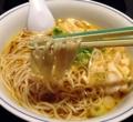 [赤坂][赤坂見附][溜池山王][永田町][ラーメン][つけ麺]国産小麦数種類をブレンドした滑らかな食感のストレート中細麺