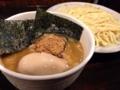 [新宿][ラーメン][つけ麺]営業時間中は常に行列の絶えない新宿「風雲児」の得製つけめん