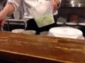 [新宿][ラーメン][つけ麺]並んでる最中にアナタの分まで作り始めます