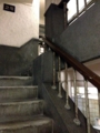 [銀座][銀座一丁目][建築]階段なんかもどよーん
