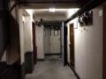 [銀座][銀座一丁目][建築]廊下なんかもやっぱりどよ(ry