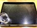 [銀座][新橋][ラーメン][チャーハン][餃子]水は入口右手の冷水機でセルフサービス