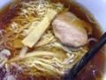 [銀座][新橋][ラーメン][チャーハン][餃子]化学調味料に頼らない素朴な味わいのスープ