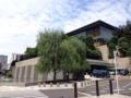 [溜池山王][国会議事堂前][赤坂][ラーメン]お店のすぐそばには厳かな雰囲気の首相官邸が