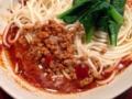 [池袋][中華][担々麺][餃子][サラダ][ドラマ][孤独のグルメ]このタレがおれにミートソースじゃないと訴えかけるのです