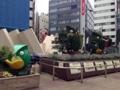 [池袋][中華][担々麺][餃子][サラダ][ドラマ][孤独のグルメ]池袋だからイケフクロウ!残念「えんちゃん」でした!(公園だからか