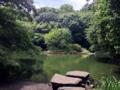 [東京大学][大学][本郷][ラーメン][定食・食堂][漫画][孤独のグルメ]ゴローちゃんが夏目漱石「草枕」の冒頭をもじって〆た三四郎池