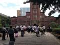 [東京大学][大学][本郷][ラーメン][定食・食堂][漫画][孤独のグルメ]現在は後の東大生候補らや観光客にとって絶好の撮影スポットに