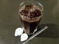[吉祥寺][洋食][パスタ][カフェ・喫茶店][居酒屋][ドラマ][孤独のグルメ]食後、カヤシマの歴史を紐解く意味で頼んだアイスコーヒーをグビグビ