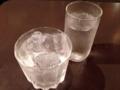 [吉祥寺][洋食][パスタ][カフェ・喫茶店][居酒屋][ドラマ][孤独のグルメ]1杯100mlとそこらの倍近くな分量の焼酎ロック