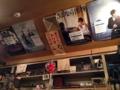 [吉祥寺][洋食][パスタ][カフェ・喫茶店][居酒屋][ドラマ][孤独のグルメ]店内の至る所に貼られたポスターやチラシの数々