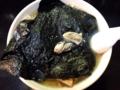 [四谷三丁目][ラーメン]大量牡蠣海老スープと大量鰹節スープの2層式スペシャルラーメン