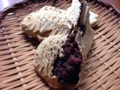 [麻布十番][菓子][たいやき][焼きそば][カフェ・喫茶店][甘味処]パカッと割ると自家製あんこがこんにちは