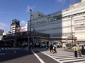 [目黒][ラーメン]JR目黒駅