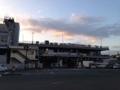 [築地][築地市場][ラーメン]朝っぱらだとさすがに寒い築地市場前