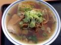[築地][築地市場][ラーメン]鶏ガラ、豚骨、日高昆布等の新鮮な食材でとられたスープ