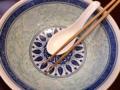 [西荻窪][ラーメン]完食じゃー。終始雑味なしと分かるかもしれないキレイな食べっぷり